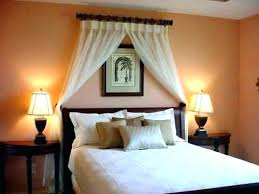 Elegant Drapes Over Bed Drapes Above Bed Curtains Design Curtain ...