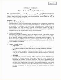 Business Service Agreement Software As Service Agreement Development Template Sample 12