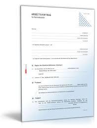 Die teilnahme am verfahren erfolgt sofort. Arbeitsvertrag Betriebsleiter Muster Zum Download