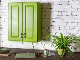 spray paint kitchen cabinetsHow to Paint Kitchen Cabinets With a SprayedOn Finish  howtos  DIY