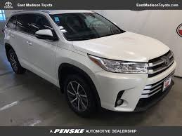 Used Toyota Highlander at East Madison Toyota Serving Madison ...