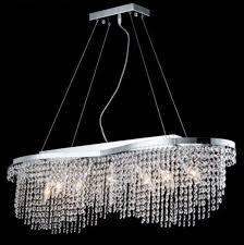 Casa Padrino Barock Decken Kristall Kronleuchter Nickel 93 3 X H 68 Cm Antik Stil Möbel Lüster Leuchter Hängeleuchte Hängelampe