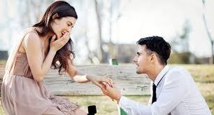Image result for boy propose girl