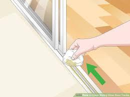 image titled clean sliding glass door tracks step 14
