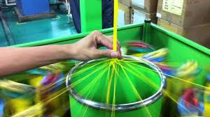 hsiang chuan wiring harness braiding machine