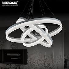 led chandelier lights. Modern LED Chandelier Lamp Ring New Design Light Indoor Lighting Lustres Acrylic Lights-in Chandeliers From Lights \u0026 On Led