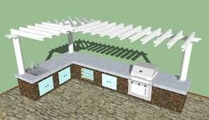 Outdoor Kitchen Plans Download Outdoor Kitchen Blueprints - Modern outdoor kitchens