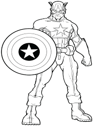Superhero Coloring Pages Free Girl Superhero Coloring Pages Free To