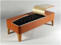 Whimsical optical illusion furniture
