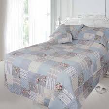 Blue Patchwork Quilt | Eiderdown design ideas | Pinterest ... & Luxury cotton quilted bedspreads, bed throws and patchwork quilts for your  dream bedroom. Our beautifull bedspreads and quilts are in stock. Adamdwight.com