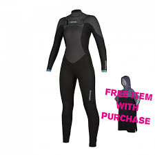 Mystic Gem 6 4 3 Womens Frontzip Wetsuit 2020