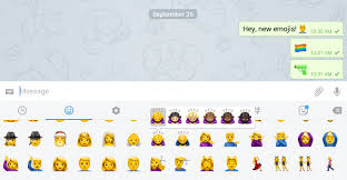 Telegram Emoji And Stickers