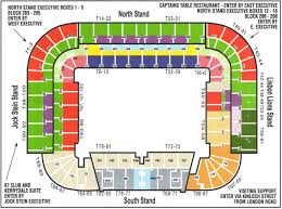 Celtic Park Seating Plan Appendix P How To Plan Celtic