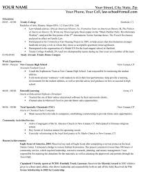Resume Template Uw Madison Create Professional Resumes Online
