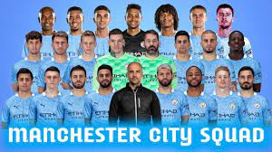 Manchester City Official Squad And Shirt Number 2020/21 || Manchester City  New Squad 2021 - YouTube