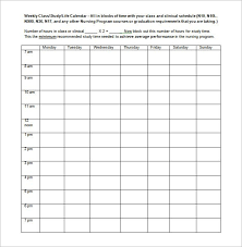 school schedule template weekly school schedule printable listmachinepro com