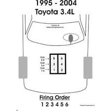 1999 toyota tacoma 2 4l spark plug wiring diagram fixya how to wire trailer lights to a toyota tacoma