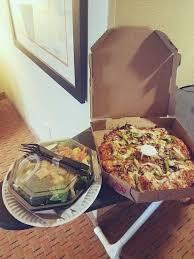 photo of round table pizza yuma az united states small garden salad