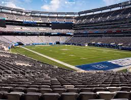 Giants Metlife Seating Chart Metlife Stadium Section 131 Seat Views Seatgeek