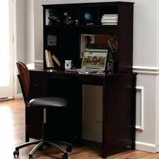 office desk shelf. Small Computer Desk With Shelves Solid Oak Office Furniture Printer Shelf