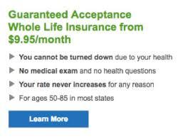 colonial penn life insurance whole life