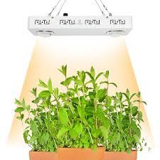 Cree Cxb3590 Grow Light 600w Dimmable Cree Cxb3590 400w Cob Led Grow Light Full Spectrum