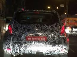 2018 renault duster team bhp. beautiful 2018 renault duster facelift spotted testing in india on 2018 renault duster team bhp