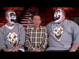watch meet the guest gilbert gottfried insane clown posse theater videocarry