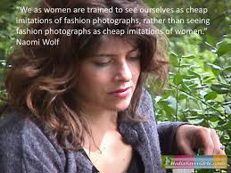 Naomi Wolf The Beauty Myth Quotes
