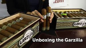biggest gauge size unboxing the cult garzilla the worlds biggest cigar youtube