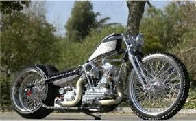 harley davidson panhead custom chopper e k640