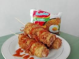 Camilan dari bahan ini jadi camilan enak poll. Resep Membuat Hot Dogs Indomie Cemilan Mie Yg Gampang Buatnya Youtube Ide Makanan Makanan Dan Minuman Resep Hot Dog
