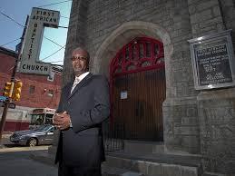 Historic Baptist church's future at center of neighborhood change