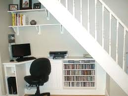 office under stairs. Under Stairs Office Popular Of Home Design Ideas Images About On Small White S