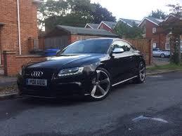 2011 Audi rs5 4.2 fsi quattro **very low miles 38k** cat c ...