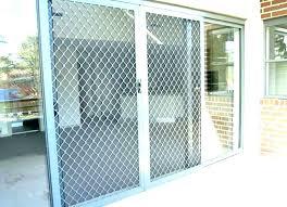 door security bar patio security bar burglar proof sliding glass doors patio door security bar