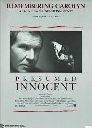 Presumed Innocent Trailer Inspiration Presumed Innocent फोटो शेयर