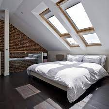 Literally, the cheapest alternative to a real headboard, all you need for this quick diy bedroom paint idea is. 10 Stylish Loft Bedroom Ideas Inspiration Furniture And Choice