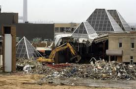 Image result for demolished malls
