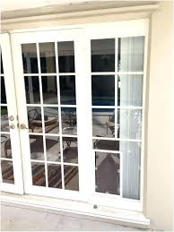 pet door sliding glass full size of twin depot luxury amazing french doors with built dog