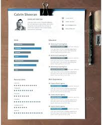 Free Modern 2 Page Resume Templates For Word Resume Free Unique