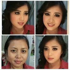 khodijah makeup hairdo wedding hair makeup in jakarta bridestory