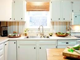 backsplash ideas for marble countertops kitchen ideas on a budget teak varnished wall mounted cabinet black