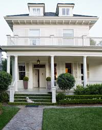 white double front door. Southern Style Home, Probably On The Carolina Coast, With Double Front Door, Dormers, And Covered Porch White Columns Gracious Entrance Stairway. Door F