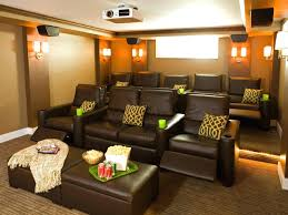 basement theater seating a simple sleek modern home theater features large  automatic basement movie room theater . basement theater seating home ...