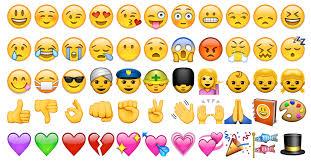 emoji text