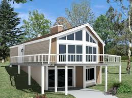 small lake house plans with walkout basement lake house plans with basement fresh lake cabin plans
