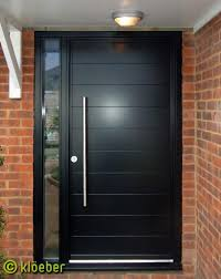 black front door - Google Search More