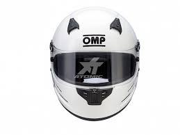 Omp Sc785ek020m Helmet Gp8 K Evo Full Face Fia Snell White Size M