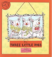 the three little pigs paul galdone clics
